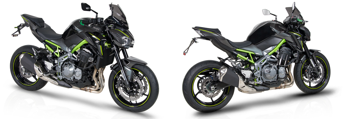 kawasaki z900 accessoires moto. Black Bedroom Furniture Sets. Home Design Ideas