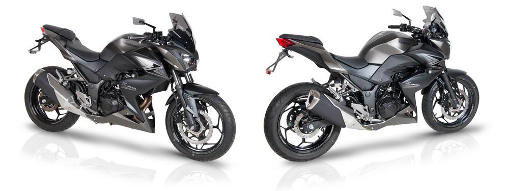 Z 300 > K... Ducati Monster 750