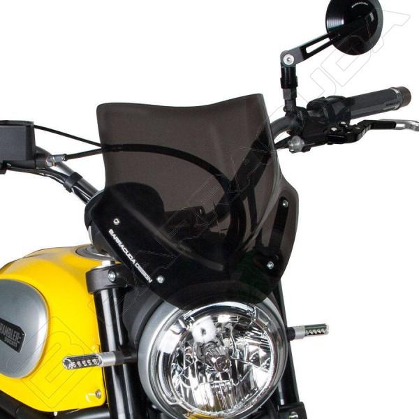 saute vent aerosport ducati scrambler accessoires moto. Black Bedroom Furniture Sets. Home Design Ideas