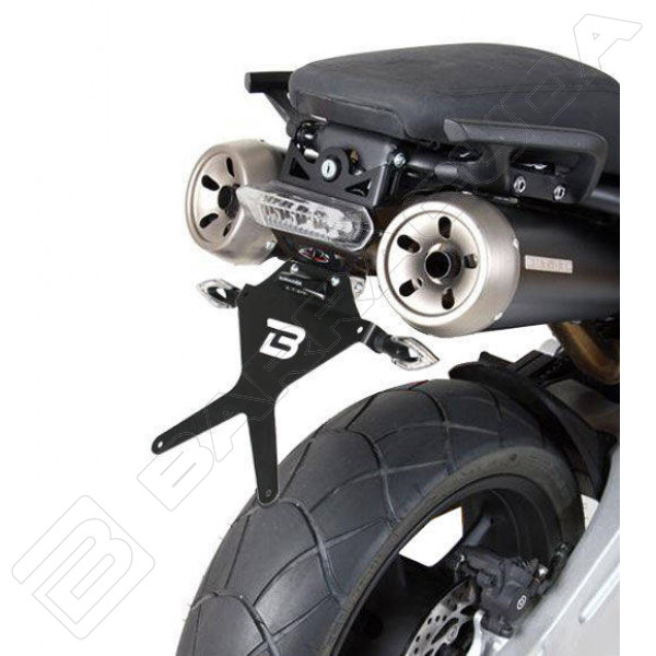 support de plaque yamaha mt 03 accessoires moto. Black Bedroom Furniture Sets. Home Design Ideas