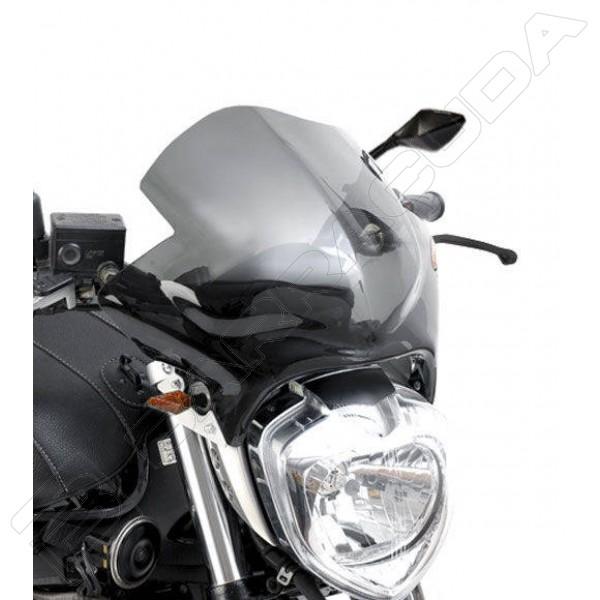 saute vent aerosport yamaha fz6 accessoires moto. Black Bedroom Furniture Sets. Home Design Ideas