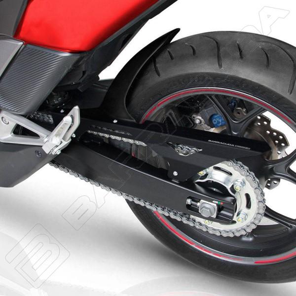 garde boue arri re honda nc750x 2016 accessoires moto. Black Bedroom Furniture Sets. Home Design Ideas