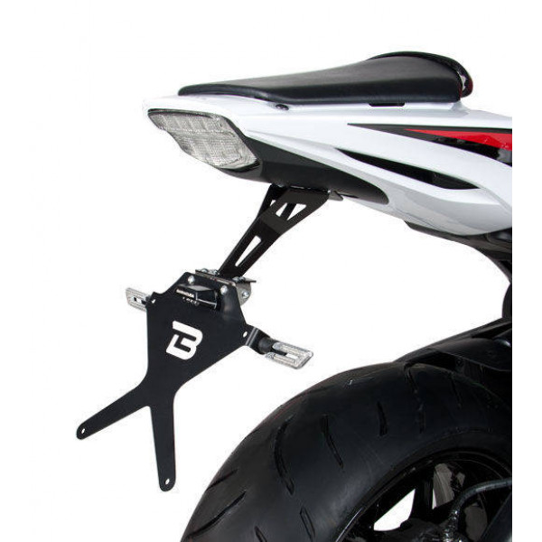 SUPPORT DE PLAQUE HONDA CBR 1000 RR