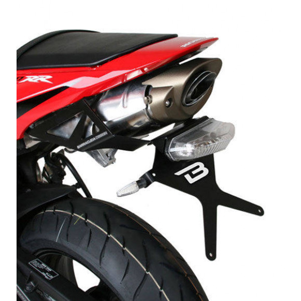 SUPPORT DE PLAQUE HONDA CBR 600 RR 07-11