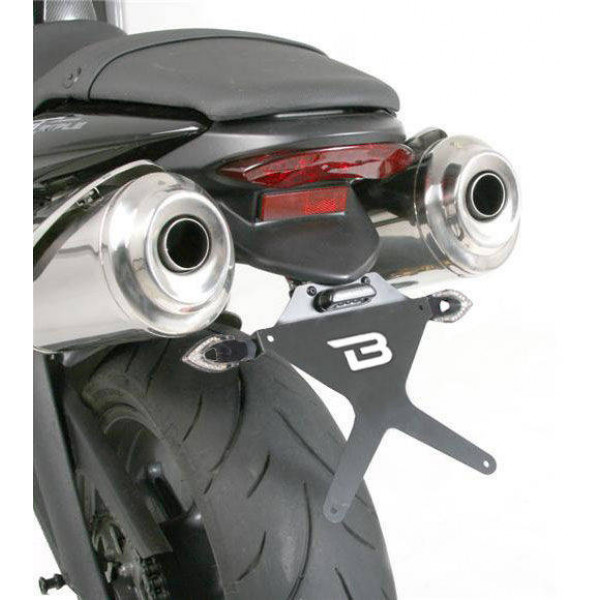 SUPPORT DE PLAQUE TRIUMPH STREET TRIPLE