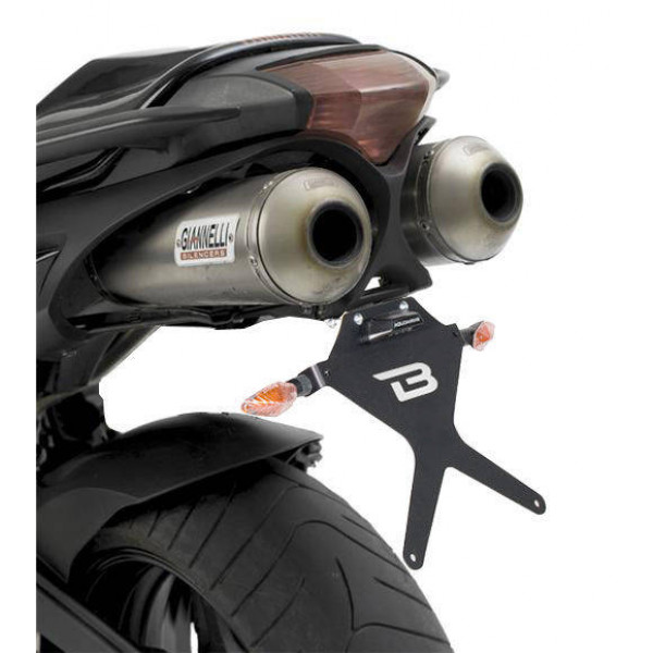 SUPPORT DE PLAQUE YAMAHA FZ6
