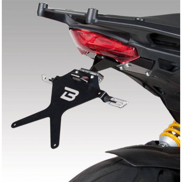 SUPPORT DE PLAQUE DUCATI MULTISTRADA 1200 2011