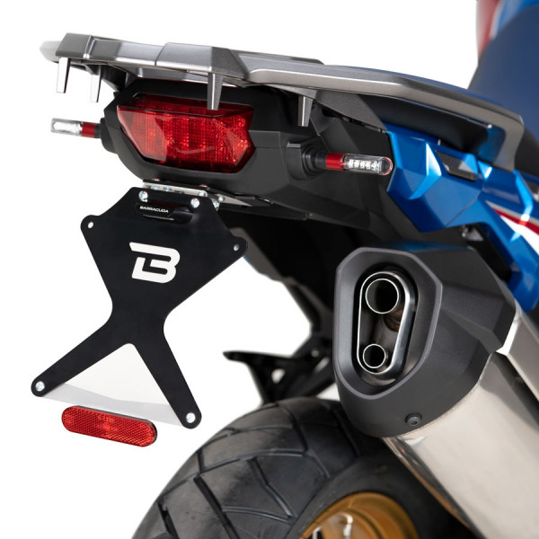 SUPPORT DE PLAQUE AFRICA TWIN 19