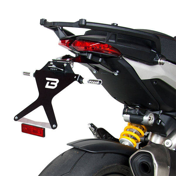 SUPPORT DE PLAQUE HYPERSTRADA