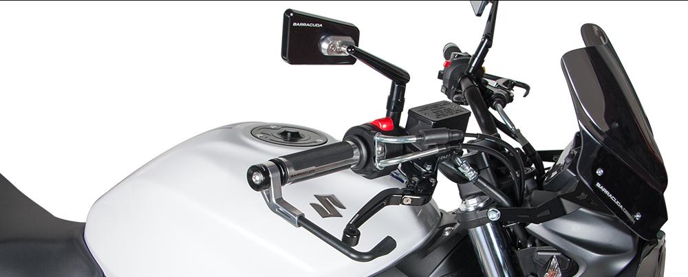barracuda special kit suzuki sv650 2016 accessoires moto. Black Bedroom Furniture Sets. Home Design Ideas